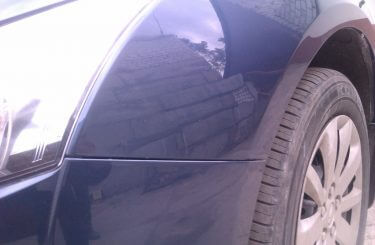 Кузовной ремонт Chevrolet Cruze в Омске