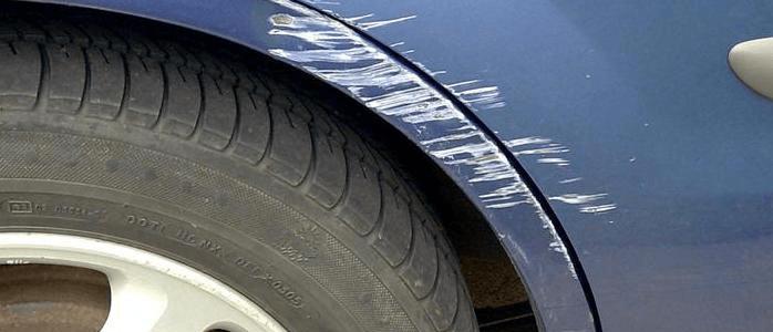 Кузовной ремонт Honda Civic в Омске