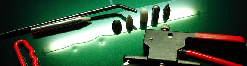 Удаление вмятин на кузове без покраски
