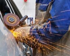 Капитальный ремонт кузова